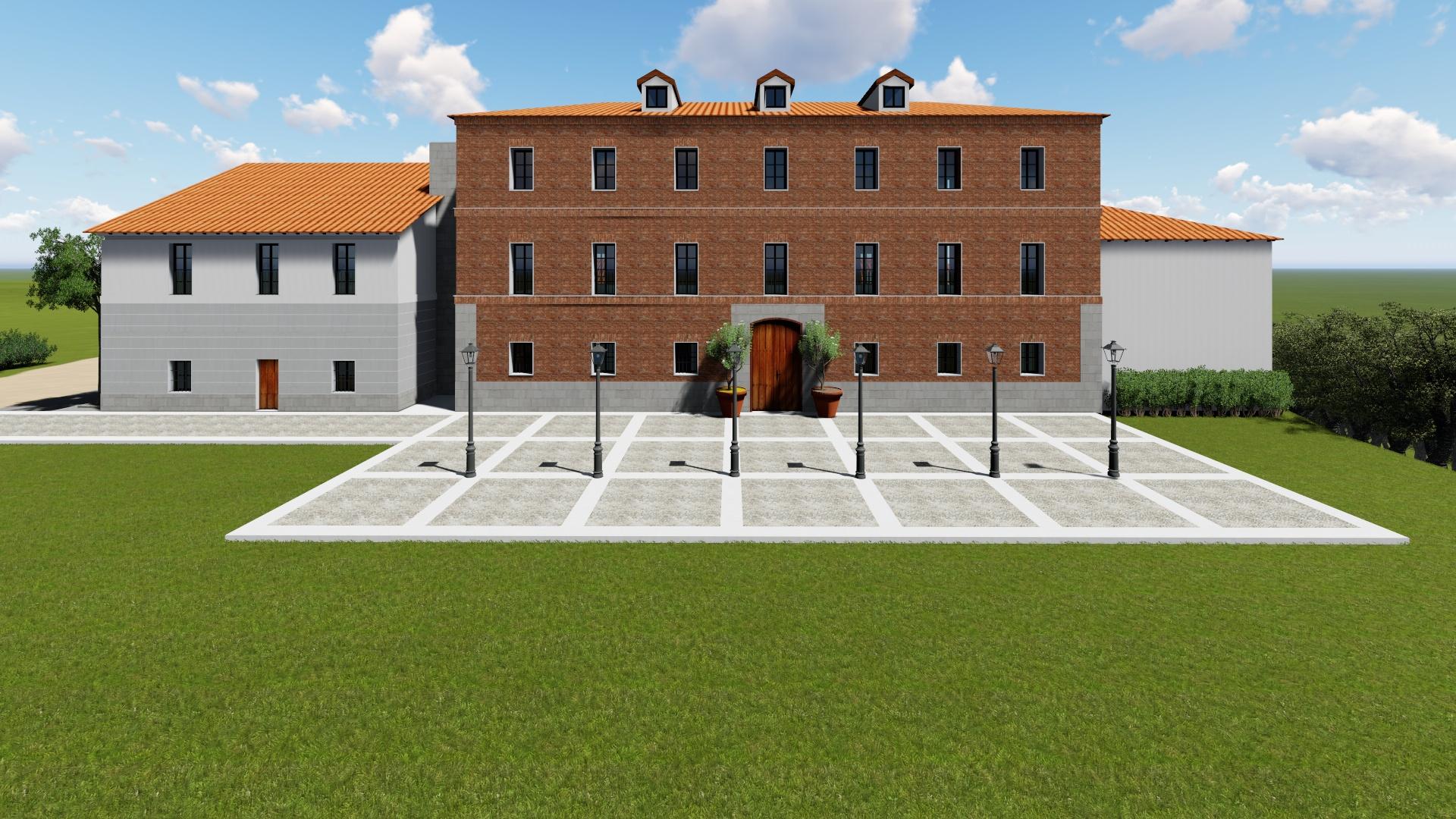 Hoteles y residencias arquitectura y urbanismo for Arquitectura y urbanismo